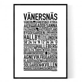 Vänersnäs Poster