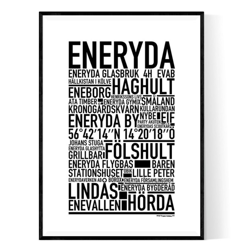 Eneryda Poster