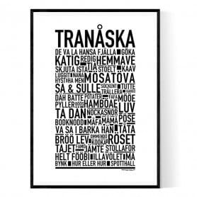Tranåska Poster