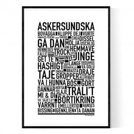 Askersundska Poster