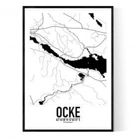 Ocke Karta Poster
