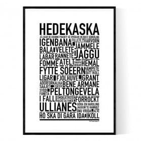 Hedekaska Poster