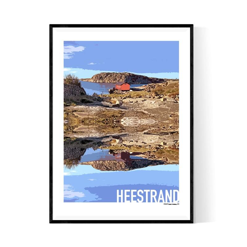Heestrand Cutout Poster