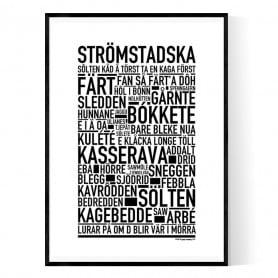 Strömstadska Poster