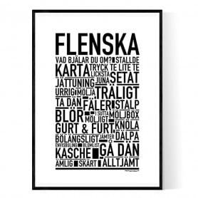 Flenska Poster