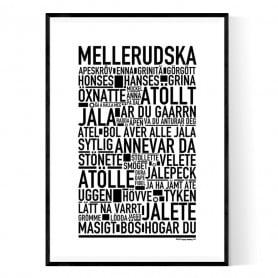 Mellerudska Poster