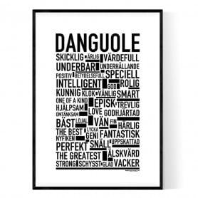 Danguole Poster