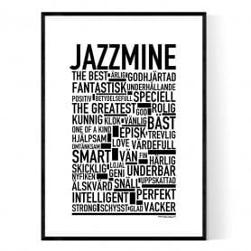 Jazzmine Poster