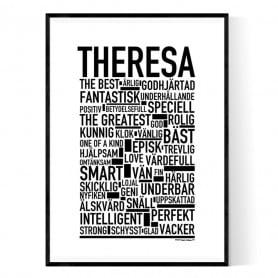 Theresa Poster