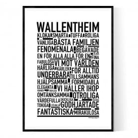 Wallentheim Poster