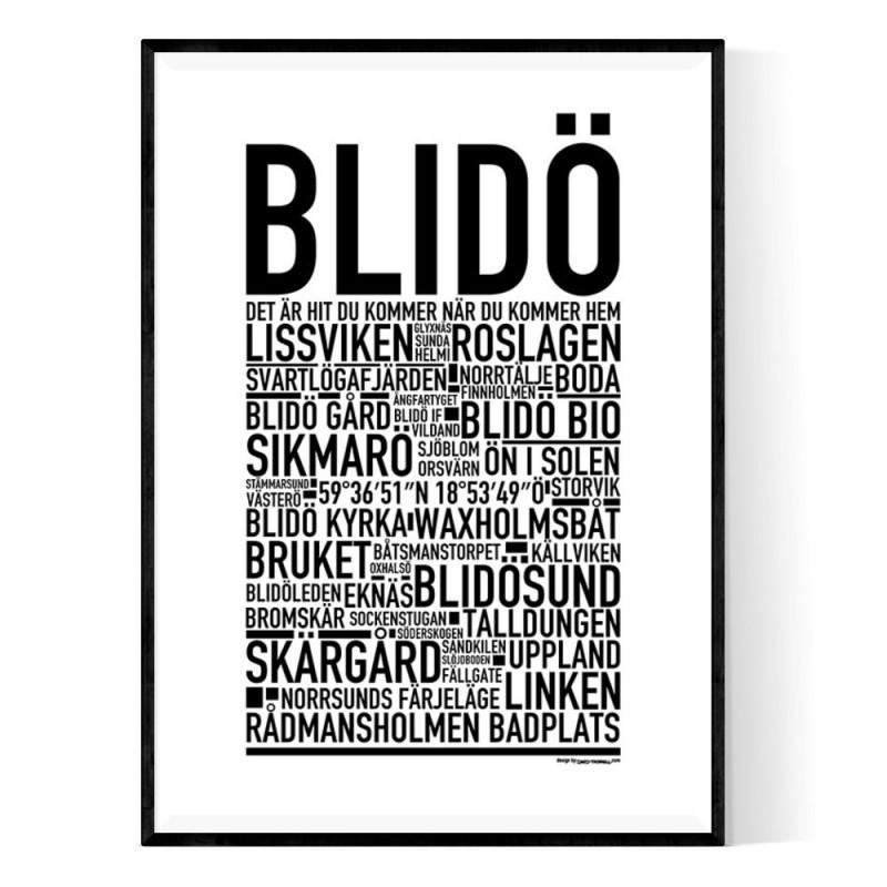 Blidö V2 Poster