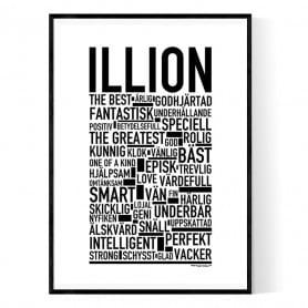Illion Poster
