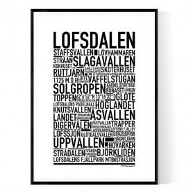 Lofsdalen Poster