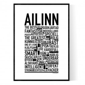 Ailinn Poster