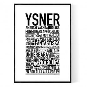 Ysner Poster