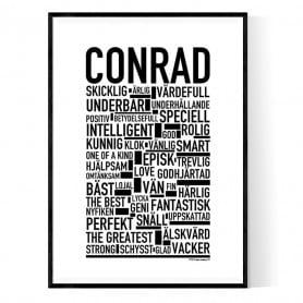 Conrad Poster