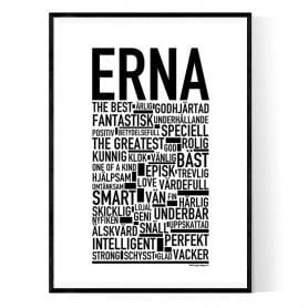 Erna Poster