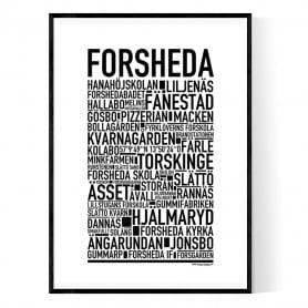 Forsheda Poster
