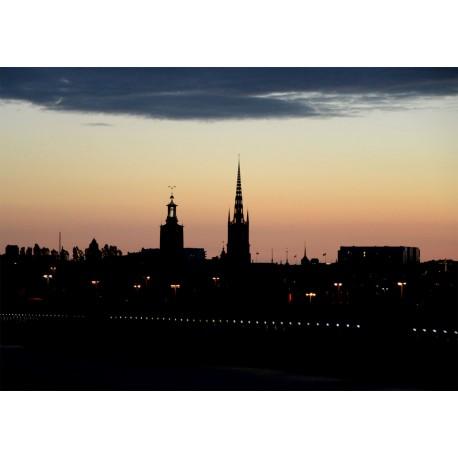 Stockholm Sky