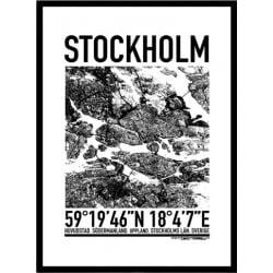 Stockholm Karta