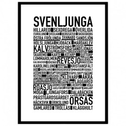 Svenljunga Poster