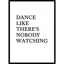 Dance Like Poster