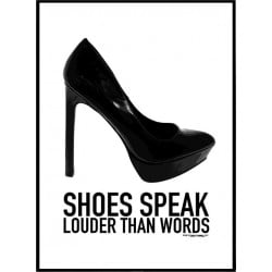 Shoes Speak