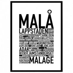 Malå Poster
