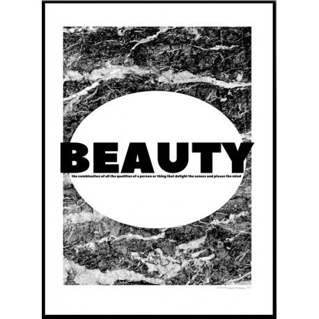 Beauty Poster