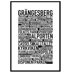Grängesberg Poster