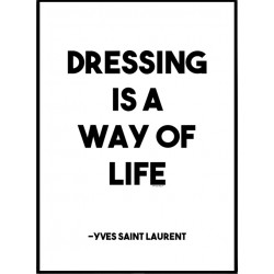 Way Of Life Poster