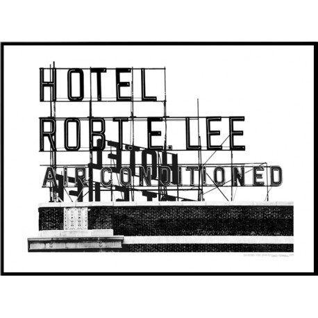 Hotel Robt. Poster