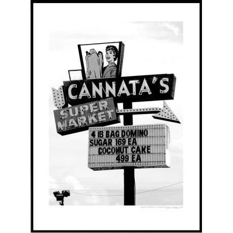 Cannatas Poster