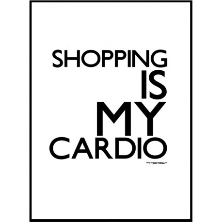 Cardio Poster
