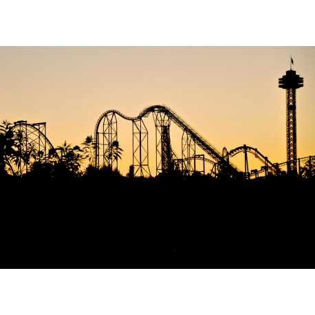 Six Flags California