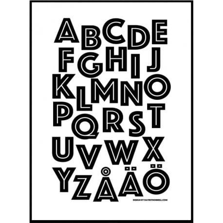 Alfabetet Wild