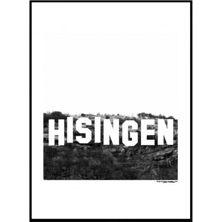 Hisingen Poster