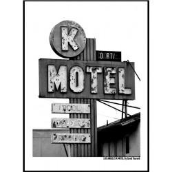 K Motel Poster
