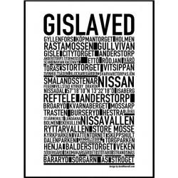 Gislaved Poster