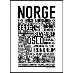 Norge Poster