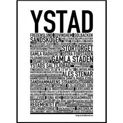 Ystad Poster