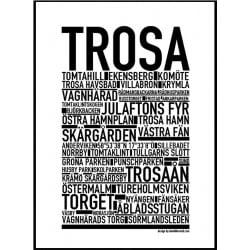 Trosa Poster