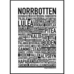 Norrbotten Poster