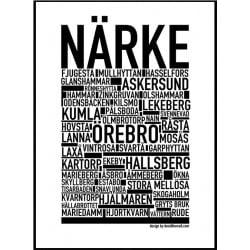 Närke Poster
