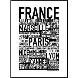 France Poster