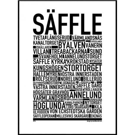 Säffle Poster