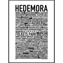 Hedemora Poster