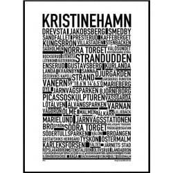 Kristinehamn Poster