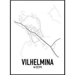 Vilhelmina Karta