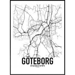 Göteborg Karta